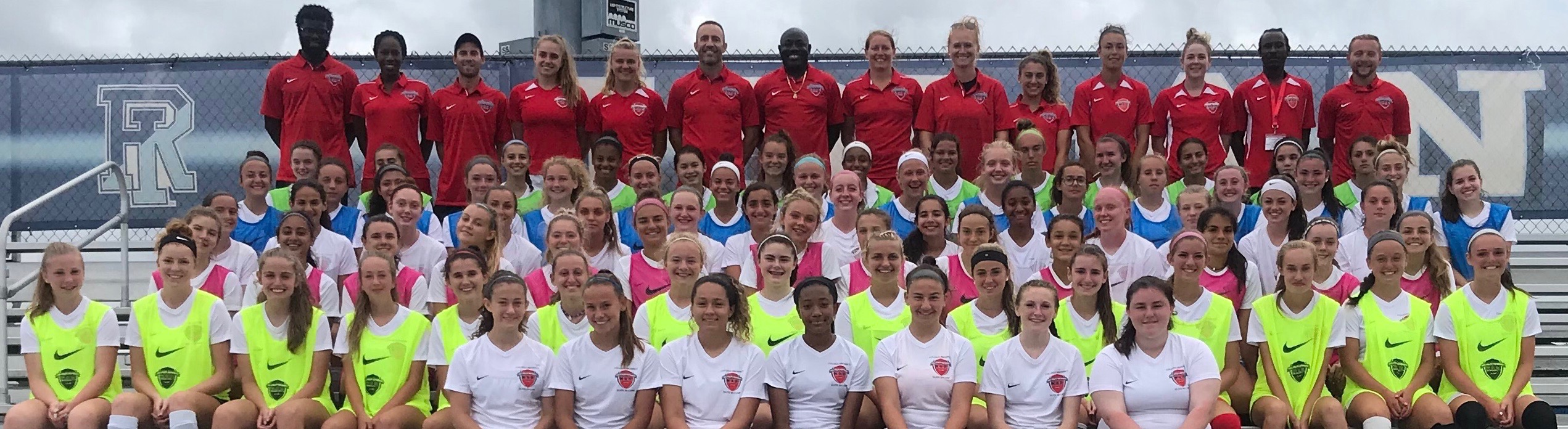 MAP 2019 Girls ID Camp URI